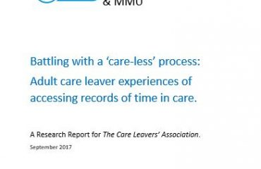 Front Cover of Care-Less Report